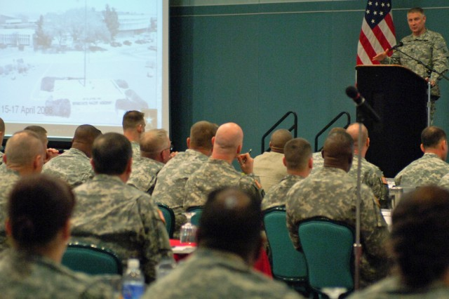 NCO Academy Commandants Workshop