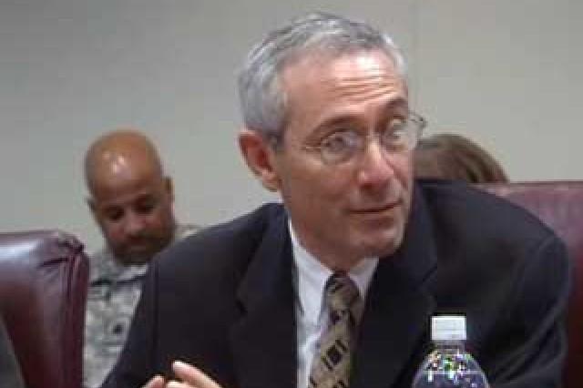 Dr. Thomas Insel, NIMH Director.