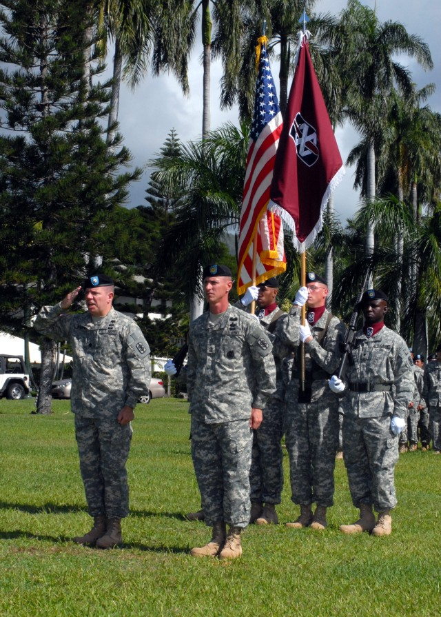18th Medical Command (DS) activates on Fort Shafter