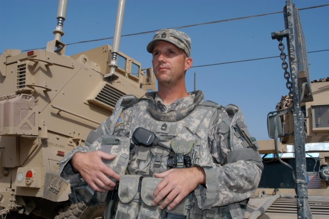 Distinguished Service Cross recipient chooses third Iraq deployment