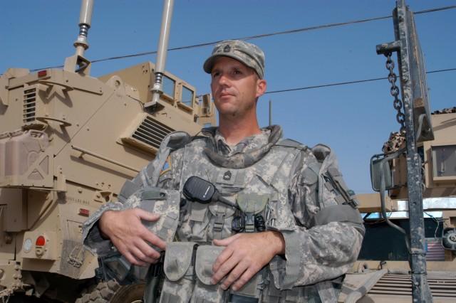 DSC Recipient Chooses a Third Iraq Deployment