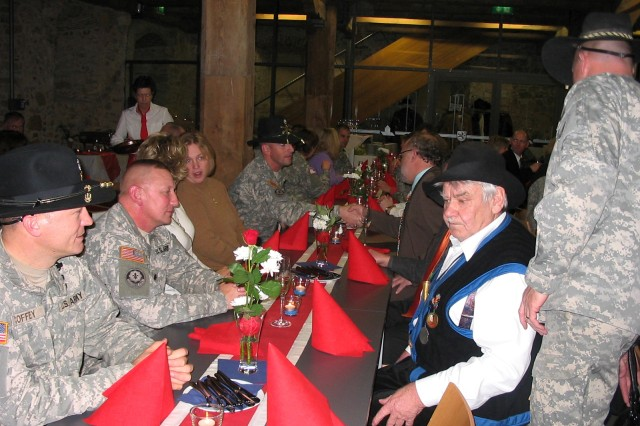 Bonds of friendship remain strong between Stryker Soldiers and local German communities