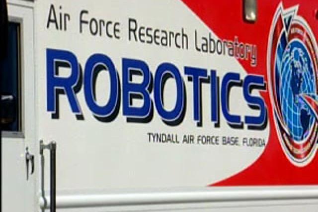 UXO robotics