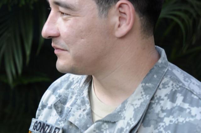 Staff Sgt. Gonzalez