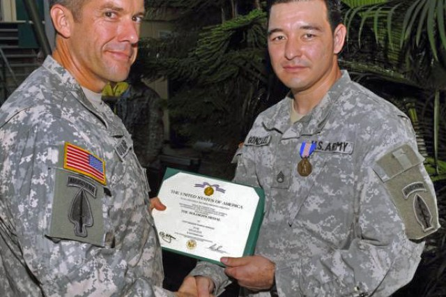 US Soldier Saves Three Lives in Philippines, Earns Soldier\'s Medal