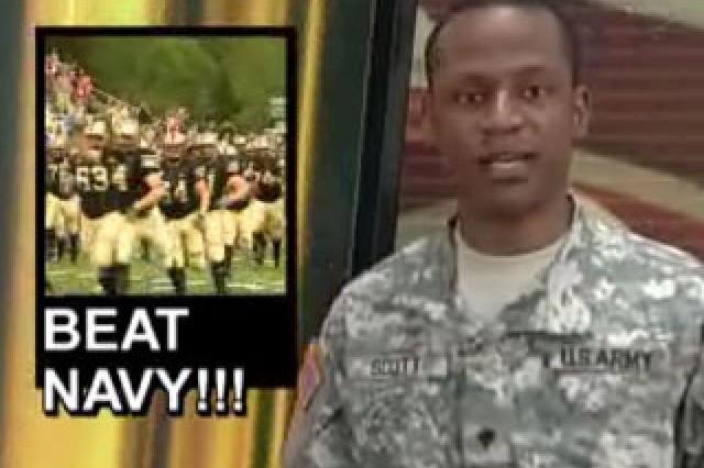 Beat Navy!