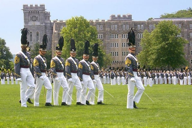 Midshipmen face cadet pranks at West Point