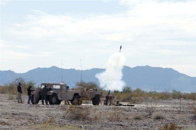 Picatinny Mortar Fire Control System team wins top Department of Defense award