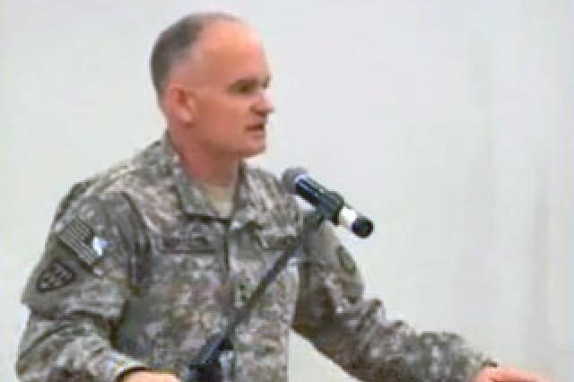 Maj. Gen. Charles Anderson, ARCENT deputy commanding general.