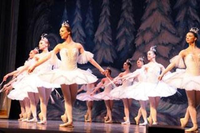 Nutcracker Ballet comes to Fort Leavenworth.