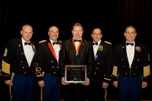 Garrison public affairs chief wins prestigious award