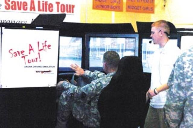 Save-A-Life Tour