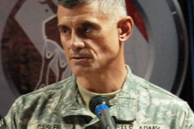 MND-N Commander, Maj. Gen. Robert L. Caslen Jr.