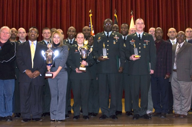 IMCOM-Europe, USAREUR honor food services winners