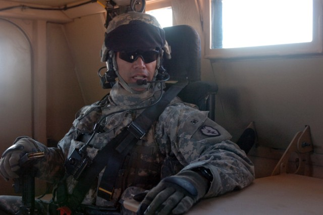 B. Company 2/27 Perform MRAP Ops