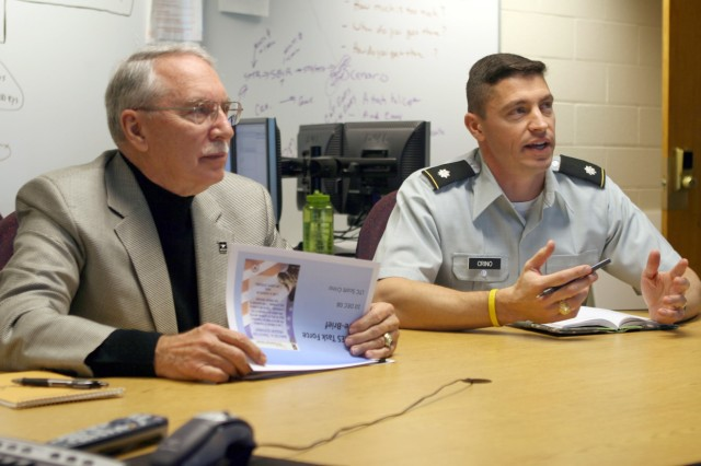 West Point Cadets study ways to improve medical/physical evaluation boards
