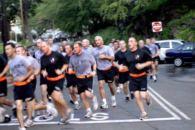 """One Team Warrior Runners"""