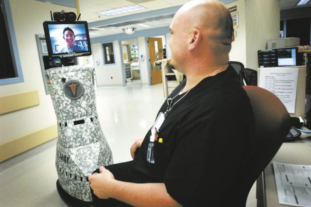 Hospital Robot