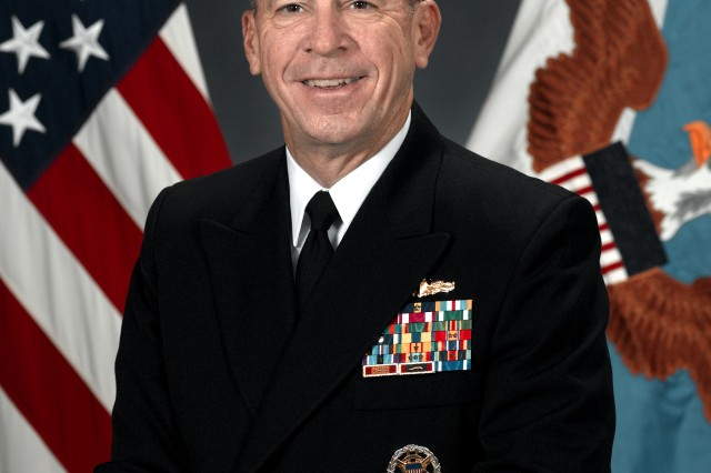 Chairman of the Joint Chiefs of Staff Navy Adm. Mike Mullen