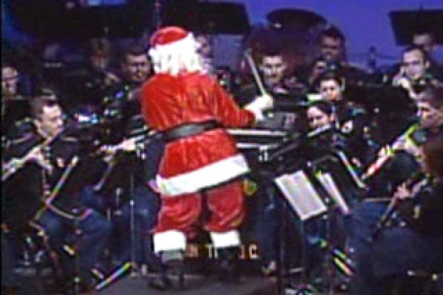 Army Field Band Holiday Concert