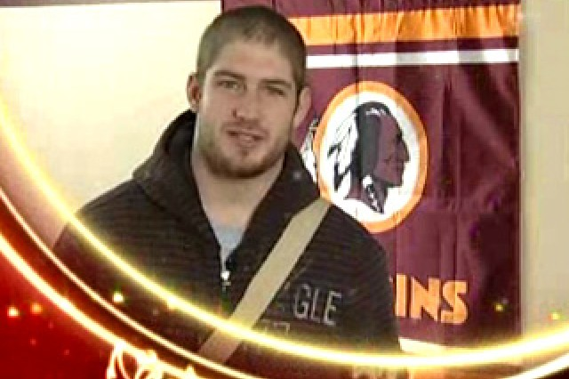 Happy Holidays from the Redskins, part 2
