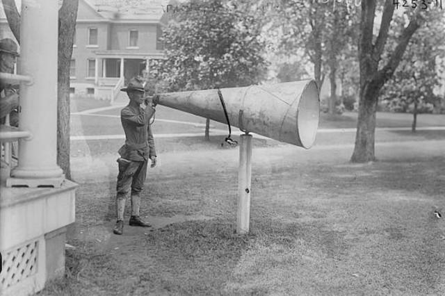 Fort Buchanan bugle calls