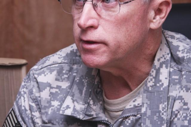 Soldier rejoins after 38-year service break