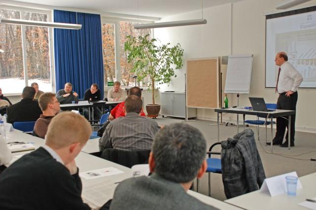 Institute enlightens Americans on German politics, economics