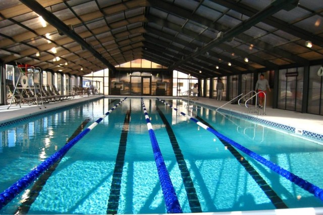 K-16 Air Base gets new indoor pool