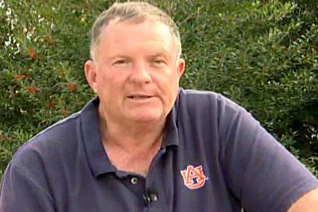Gary Pringle, Pest Control Manager.