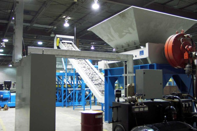 E-cycle: recycling center accepts electronic waste