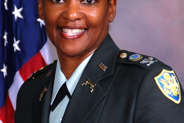 Col. Deborah B. Grays, Garrison Commander, Fort McPherson and Fort Gillem, Ga.