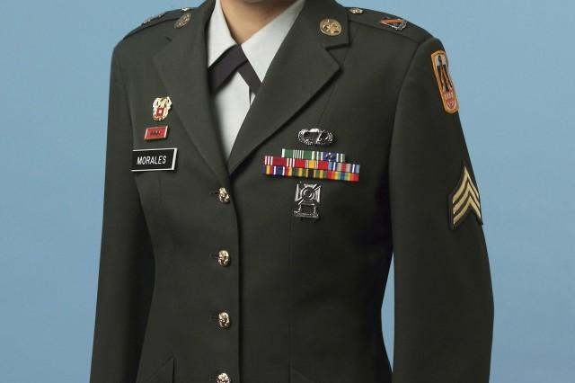 Sgt. Lisa Morales
