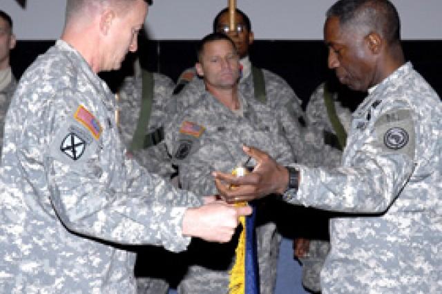 SETAF assumes Army AFRICOM role