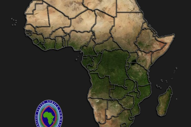 U.S. Africa Command Website Hosts Interactive Map of Afri
