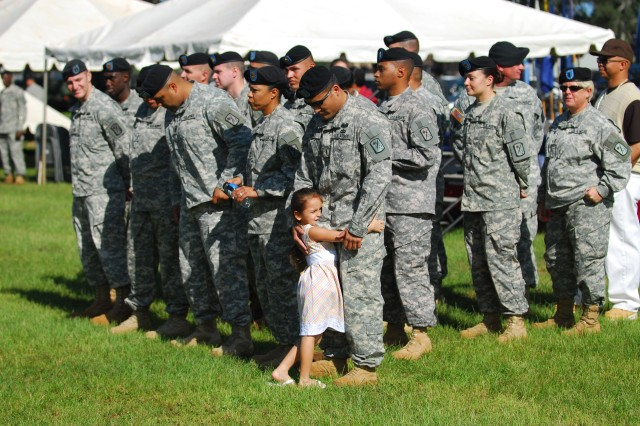 45th Sustainment Brigade Soldiers Depart for Afghanistan