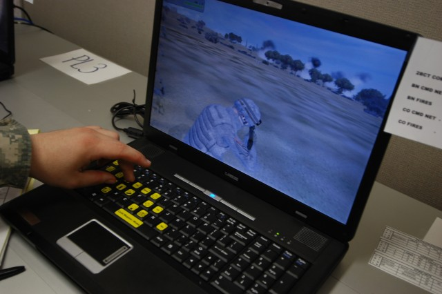 Virtual Reality system lets leaders practice integrating joint fires into operations