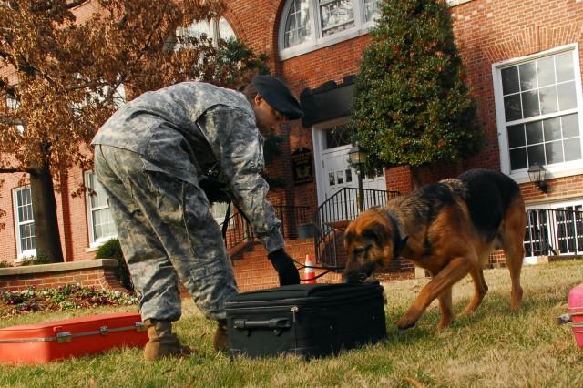 Army prepared for inaugural contingencies