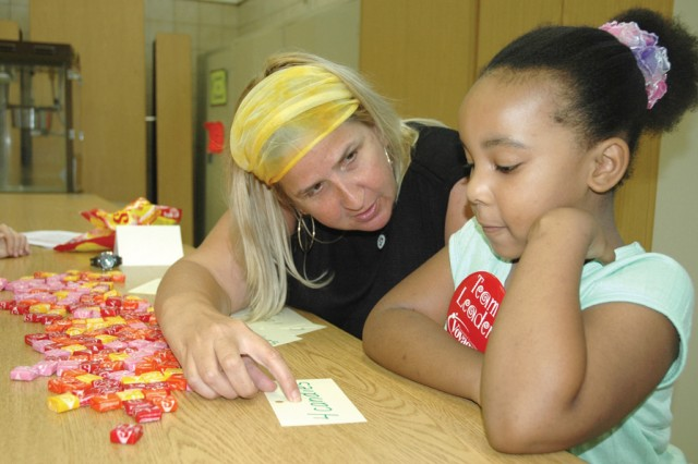 Pilot program prepares youths for kindergarten