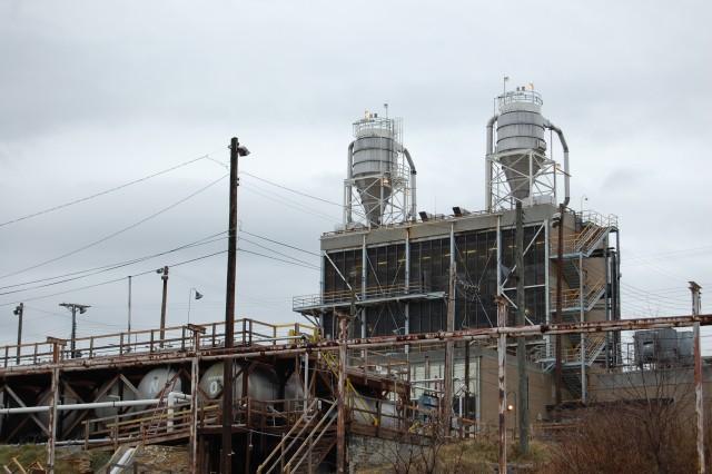 Radford Army Ammunition Plant new plant