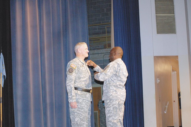 Noncommissioned Officers recognized
