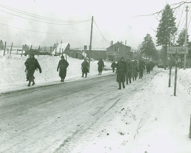 Battle of the Bulge Ends: 25 January 1945