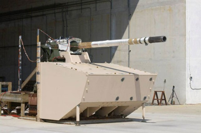 Testing MCS: lighter, more lethal, than Abrams'