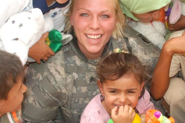 Sgt. Danielle Colson