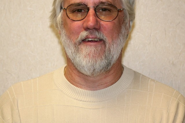 David Tilson, SMDC/ARSTRAT engineer