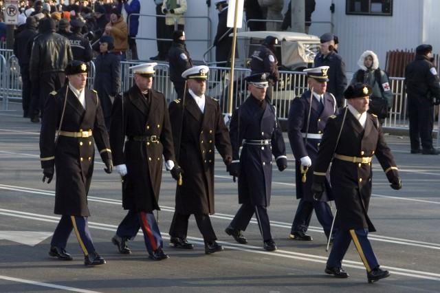 56th Inaugural Parade