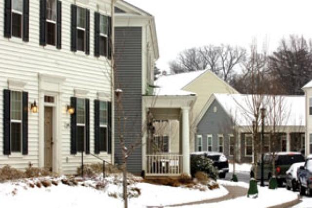 Belvoir housing village recognized nationally for customer service