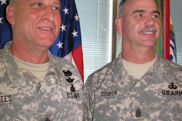 Top Enlisted