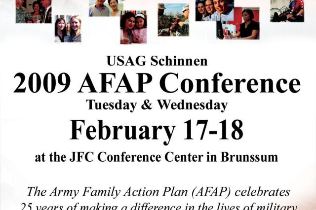 2009 AFAP Conference