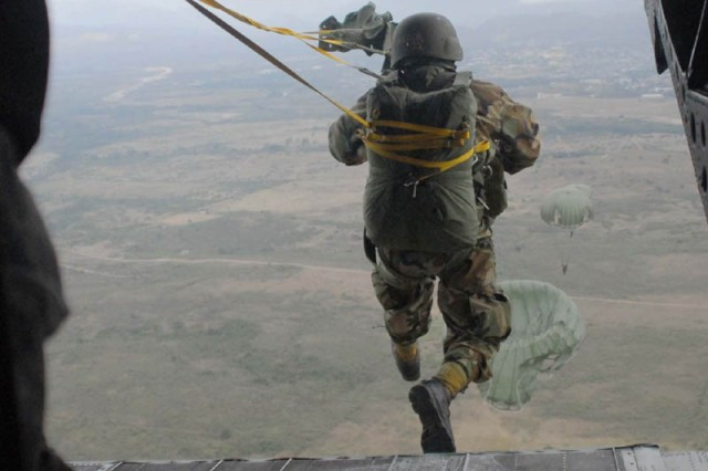Soto Cano jump